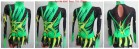 Suit for art gymnastics The art № 4941 Sizes: Growth of 116-126 centimeters - www.artdemi.ru