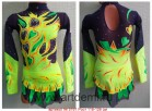 Suit for art gymnastics The article № 5161 Sizes: Growth of 116-126 centimeters - www.artdemi.ru
