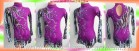 Suit for art gymnastics The article № 4810 Sizes: Growth of 115-125 centimeters - www.artdemi.ru