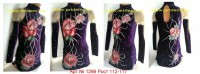 Suit for art gymnastics  The art № 1266 Sizes: Growth of 112-117 centimeters - www.artdemi.ru