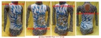 Suit for art gymnastics The article № 4580 Sizes: Growth of 117-127 centimeters - www.artdemi.ru
