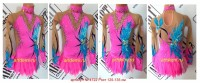 Suit for art gymnastics The article № 4722 Sizes: Growth of 125-135 centimeters  - www.artdemi.ru