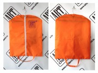 Cover for clothes Color: Orange Trade mark red, the size of 44-55 centimeters  - www.artdemi.ru