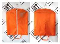 Cover for clothes Color: Orange Figure the Trade mark silver, the size of 44-55 centimeters  - www.artdemi.ru