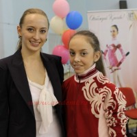 05-2011 All-Russia competitions on the Cup world champion Vera Sessina